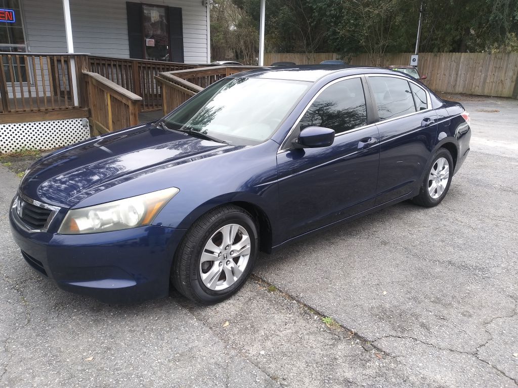 2009 HONDA ACCORD LXP